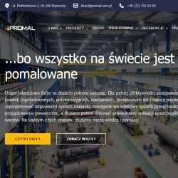 Stworzenie strony internetowej w Warszawie