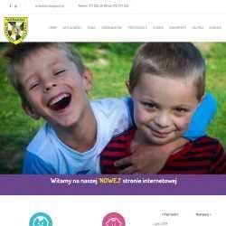 Strona WWW przedszkola