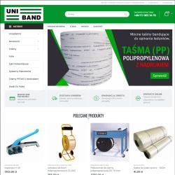 Sklep internetowy UNI-BAND