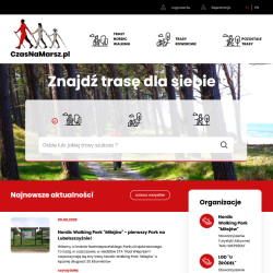Tworzenie stron internetowych z trasami turystycznymi